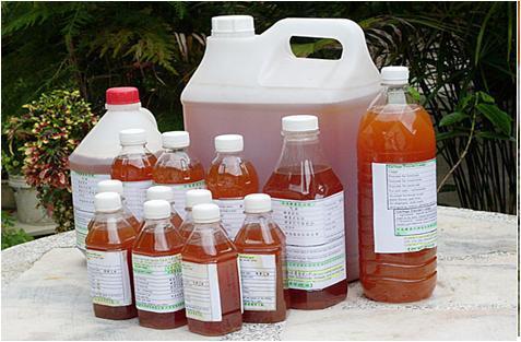 环保酵素的做法