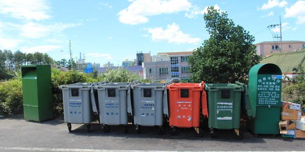 韩国垃圾分类