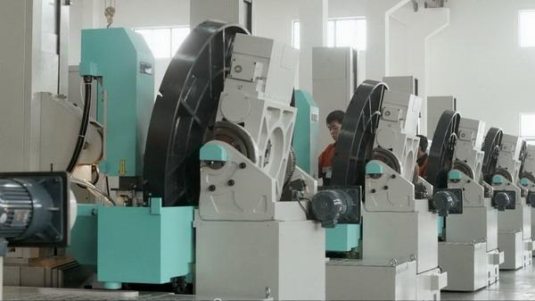 轮胎模火花机