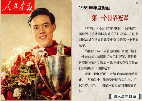 第一个世界冠军