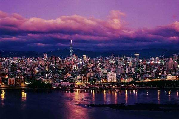台湾开放外资