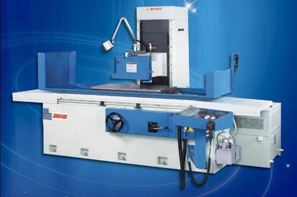 上下快速升降机构(手动进刀) 准力机械股份有限公司在磨床设计制造